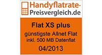 Handyflatrate Preisvergleich 04/2013